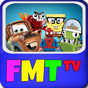FMT TV Toys Unboxing