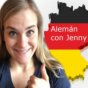 Alemán con Jenny