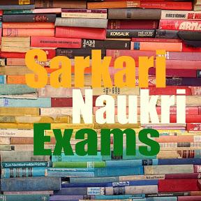 Sarkari Naukri Exam