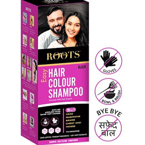 Roots Hair Color Shampoo