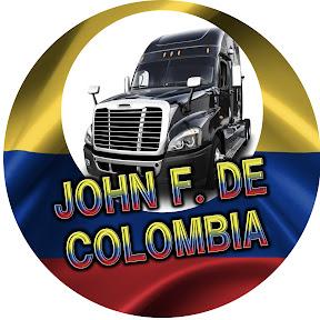 John F De Colombia