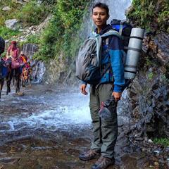 Backpacker Ankit