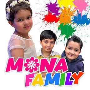 Mona family - عائلة منى