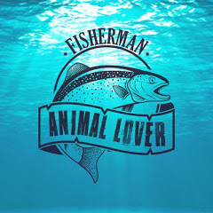 FISHERMAN ANIMAL LOVER