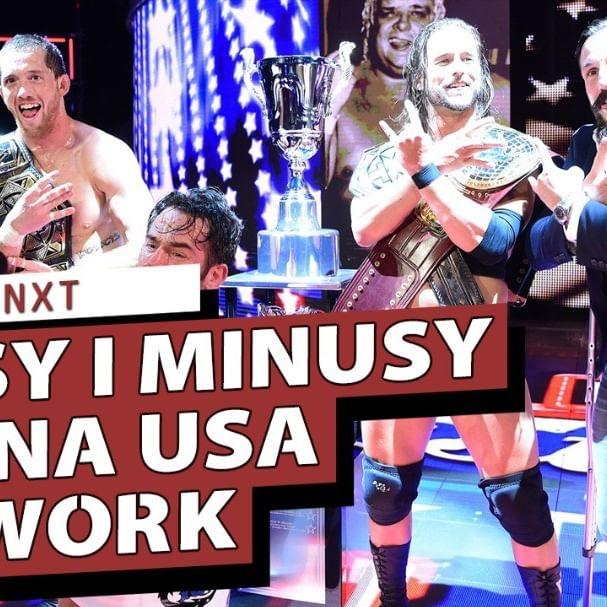 Plusy i Minusy przejścia NXT na USA Network!  Więcej na ten temat możecie dowiedzieć się z naszego najnowszego filmu! Link w opisie profilu!