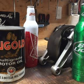 Motor Oil & Beer