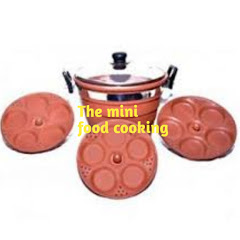 The mini food cooking