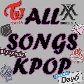 All Songs Kpop