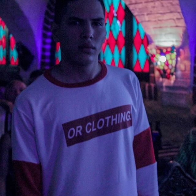 OR clothing🌌