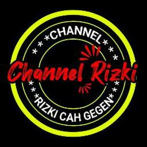 channel RIZKI cah GEGEN