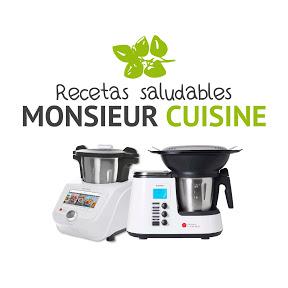 Recetas saludables Monsieur Cuisine