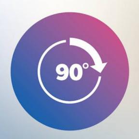 90 degrés _ 90 درجة
