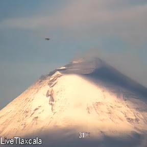 Popocatepetl Live Tlaxcala