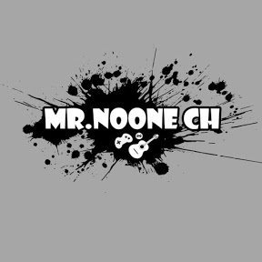 Mr.NoOne Channel