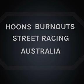 HOONS BURNOUTS STREET RACING AUSTRALIA