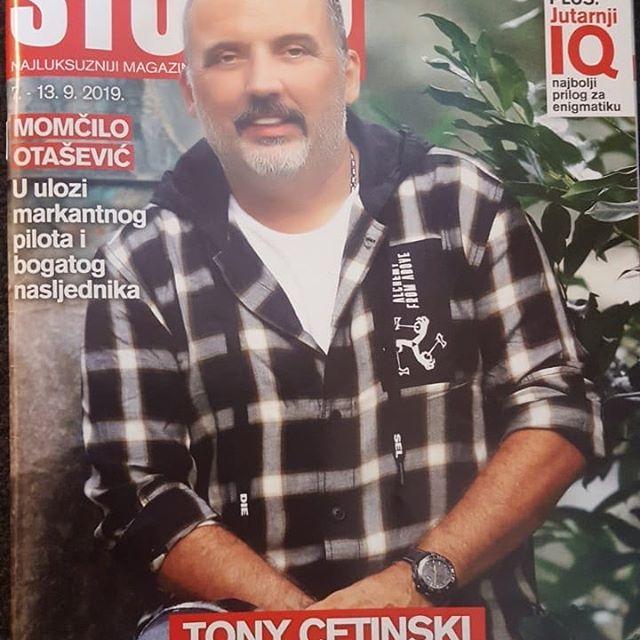 Ovaj petak čitamo @studio_jutarnjilist, @jutarnji.hr i sve o turneji #samoljubav ❤️📰 Turneju #samoljubav do sada vidjelo 300000 posjetitelja !!!