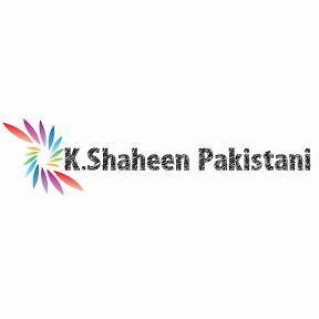 K.Shaheen Pakistani