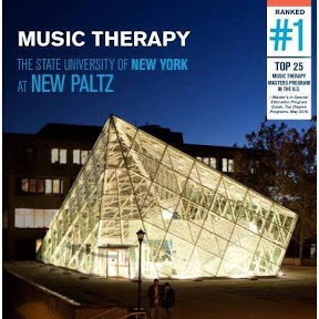 SUNY New Paltz Music Therapy