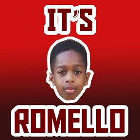 It's Romello