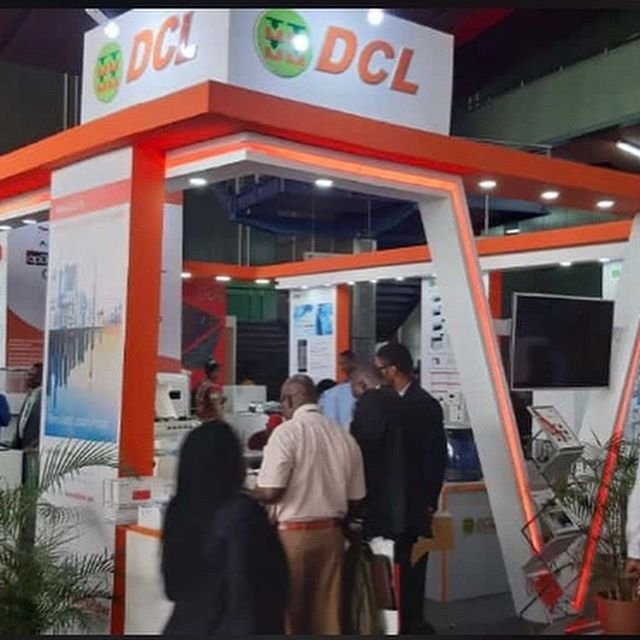 2019 AMLSN AGM @international conference center Abuja #DCL Booth