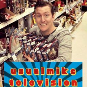 Usualmike Television -Toy Showcase
