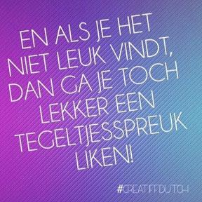 Creatiffdutch NL