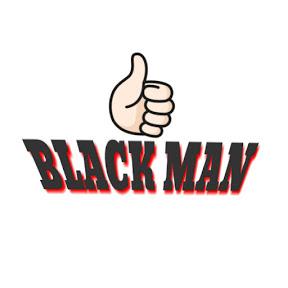 BLACK MAN