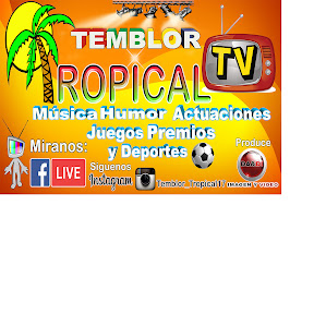 Temblor Tropical
