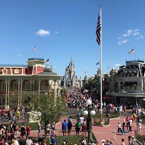 DisneyWorld Fan