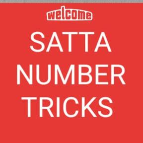 SATTA NUMBER TRICKS