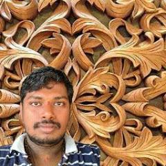 wood carving Mahindra AP