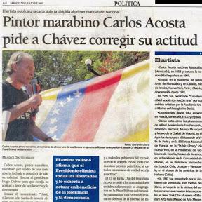 CARLOS ALBERTO ACOSTA AZUAJE,POR JESUSCRISTO