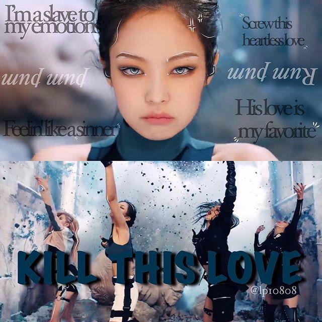 《Kill this love》 ・ ・uhh hi....long time...I guess😅