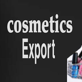 Cosmetics Export