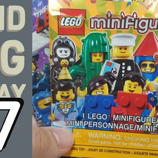 What if we opened some blind bags? I'm just kidding! Unless... You can maybe watch it on YouTube. Link in bio. Unless... #Lego #blindbag #Friday #YouTube