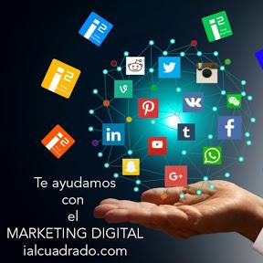 ialcuadrado Marketing Digital y Diseño Web