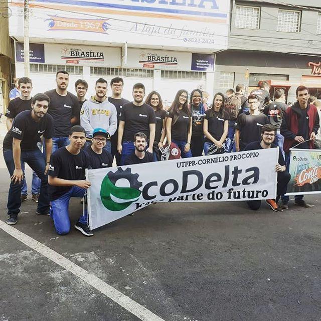 #ecodelta #desfile7desetembro