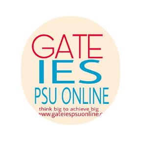 GATE IES PSU ONLINE