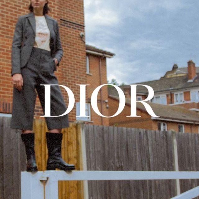 New fashion film for @DIOR x @gheir has arrived. 💥 Inspired by the Teddy Girls of 1950s Britain. Designed by @mariagraziachiuri. Shot in London on @reddigitalcinema camera. 🎥💥Watch the full edit on YouTube. [link in bio] ~ #photo & co-director @vivienneballa | #stylist @joheng_ | #models @g_bandu at @namedmodels @lisadenb at @estmodels @alexandramoncreiffe at @selectmodelmgmt | #makeup @shelleyblaze | #hair @wakaadachi | #producer @zoyasakr 🖤 ~ #paris #london #berlin #editorialphotography #fashionfilm #fashionfilms #filmmaking #filmaker #munich #fashionvideo #videographer #r3d #videography #shotonred #nature #portrait #fashion #film #dop #director #cinematography #cinematographer #photographer