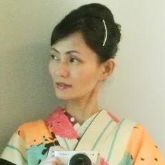 着物陽子 Kimono Yoko in Swiss