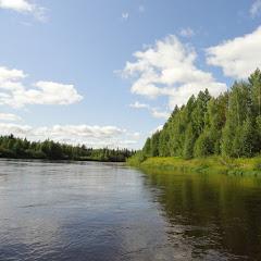 Реки Севера. Northern Rivers