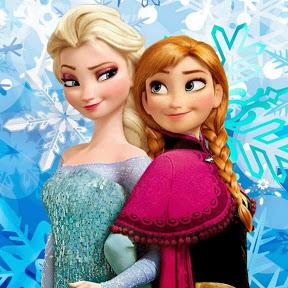 Frozen Girl let it go