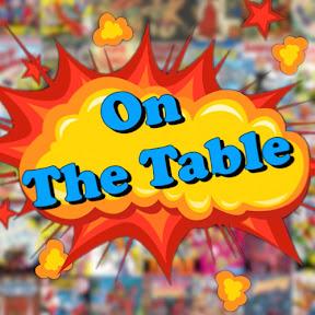 On The Table - Обзоры комиксов и многое другое