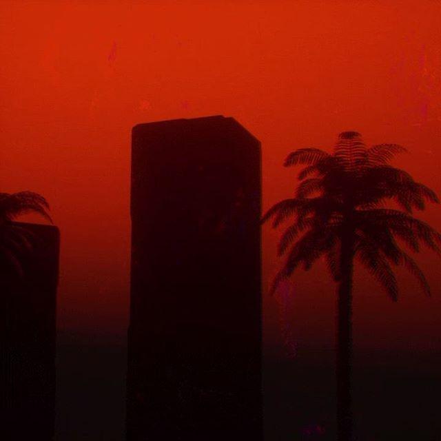 TROPICAL DEPRESSION▲ Song: FM Skyline - red glass planet #vaporwave #vaporwaves #aesthetic #aesthetics #futurefunk #vaporwaveart #retrowave #vaporwaveaesthetic #anime #vaporart #cyberpunk #seapunk #synthwave #chillwave #lofi #tumblr #80s #90s #digitalart #trippy #tropical #depression #ocean #waves #tv #vhs #art #gif #gifs