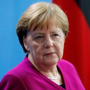 Angela Merkel ❼