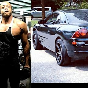 Bodybuilding&JDM Car Build