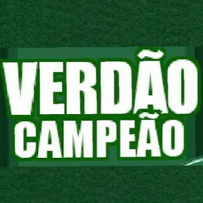 VERDÃO CAMPEÃO