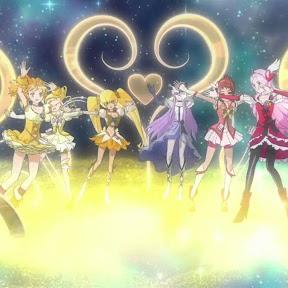 Pretty Cure All Stars DX3: Deliver the Future! The Rainbow-Colored Fl... - Topic