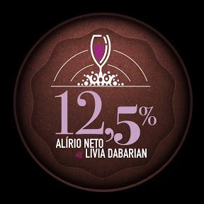 12,5% Com Alírio Netto e Livia Dabarian