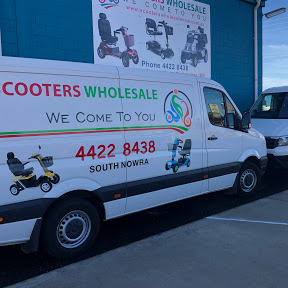 Scooters Wholesale